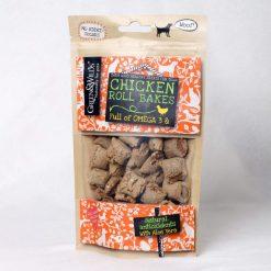Chicken Roll Bakes