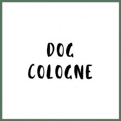 Dog Cologne