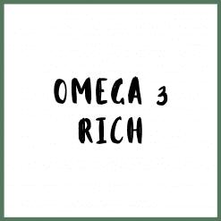 Omega 3 rich