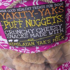 Yikiti Yak Puff Nuggets