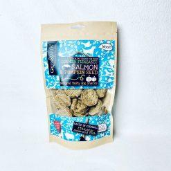 dog-treats-Cornish-Fishcakes-with-Salmon-Pumpkin-Seeds