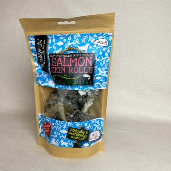 dog-treats-salmon-skin-rolls